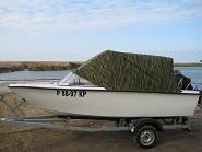 Лодка в идеальном состоянии.  Спускалась на воду всего 7-мь раз.  Комплектация лодки: стекло, лампа-фара