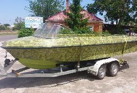 Катер Октавия-620