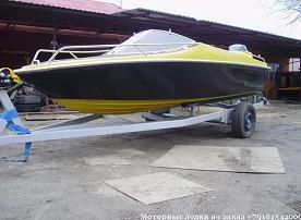Касатка-460