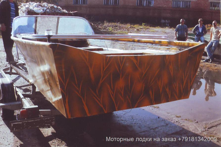Лодки болотоходы из стеклопластика