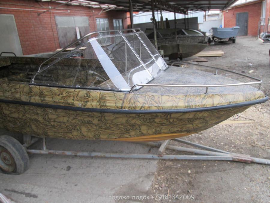 лодки малой килеватости