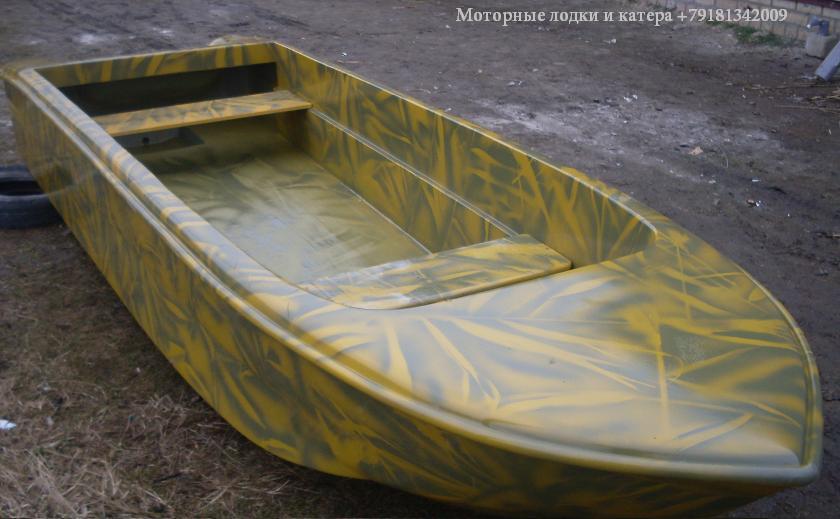 моторная лодка мурена